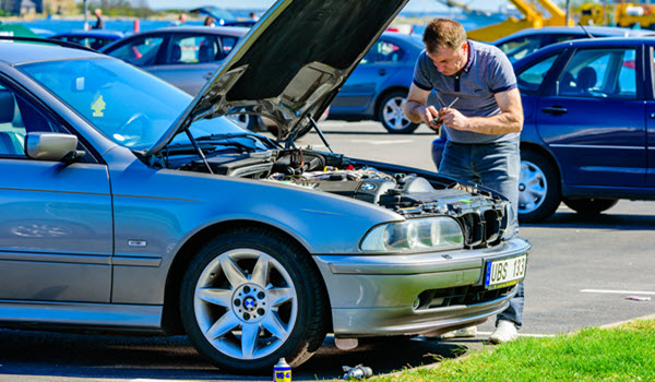 RIGHT TIME FOR BMW TRANSMISSION MAINTENANCE